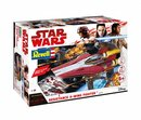 Revell 06759 - Build & Play Resistance A-Wing Fighter,...