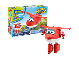 Revell 00870 -  Super Wings Jett 1:20