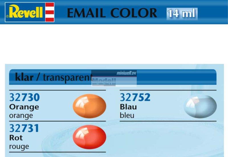 glänzend 32161 Revell Email Color Kunstharz Modellbau Lack smaragdgrün