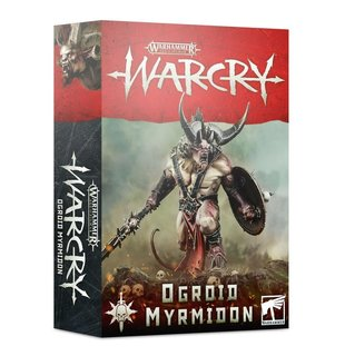 Games Workshop 111-25 - WARCRY: OGROID MYRMIDON